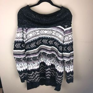 Maurices Cowl Neck Cozy Sweater